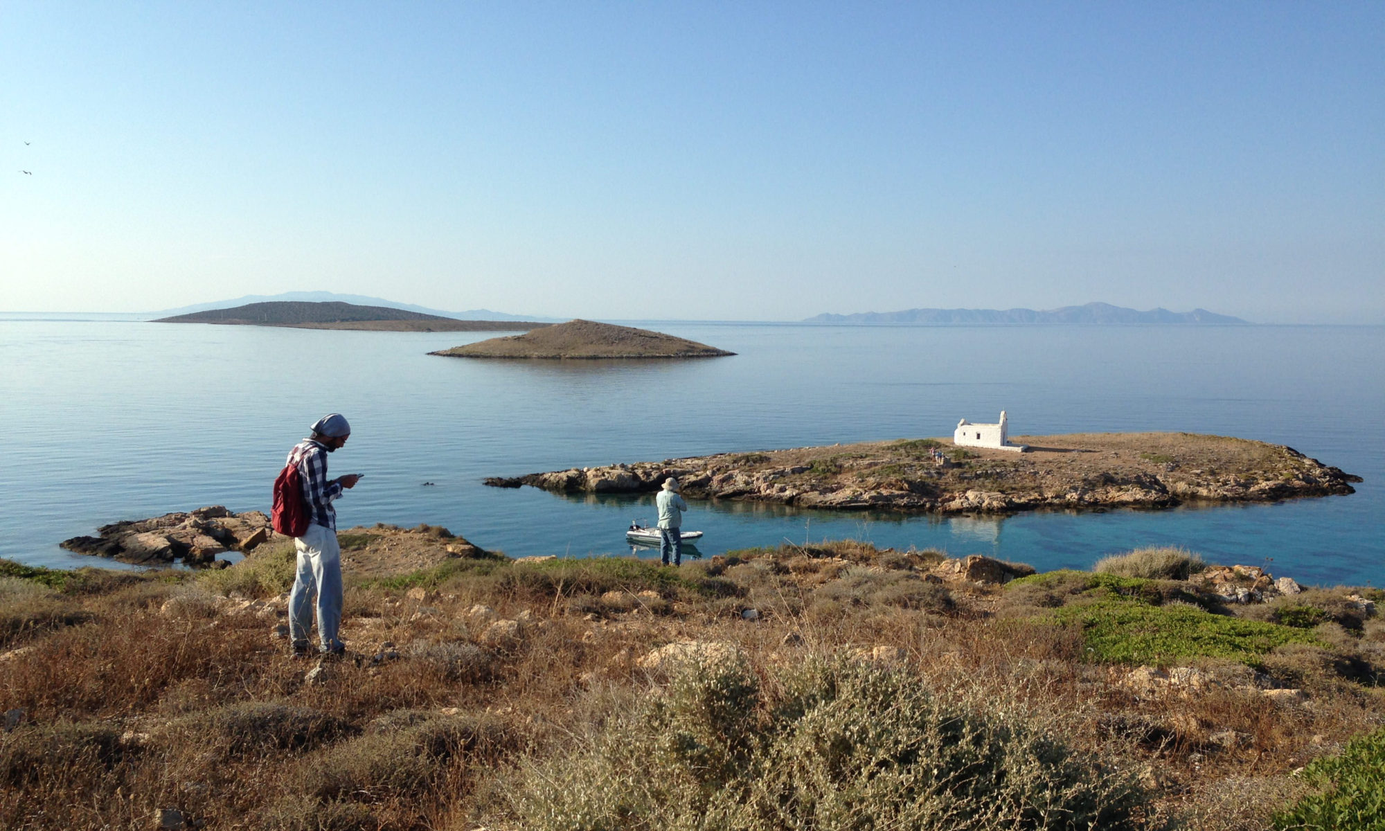 The Small Cycladic Islands Project